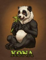 Kona Badge by KatieHofgard