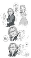 Rumple`s  new friend by Otto-Chrissi
