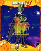 DB Xenoverse Cell by Metamine10