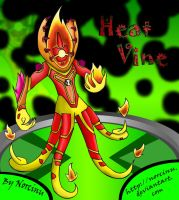 Ben 10 Heatvine by Norcinu
