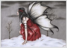 red-winter-fairy by photographiclove162