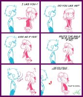How to Confess by kittykinetic