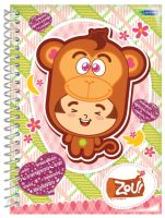 Zou - Notebook Cover by Cooldot-