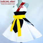 Sesshoumaru Inuyasha Cosplay Pinafore Dress by DarlingArmy