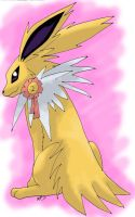 2nd fav PKMN-Jolteon by PachirisuLuva