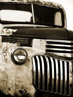 story of an old Chevy by beccaRo6785