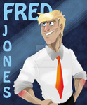 Fred Jones by TopHatTurtle