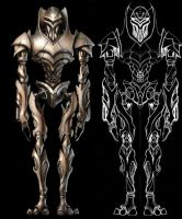Cylon Concept by billydallaspatton