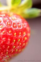 Strawberry by eivaj
