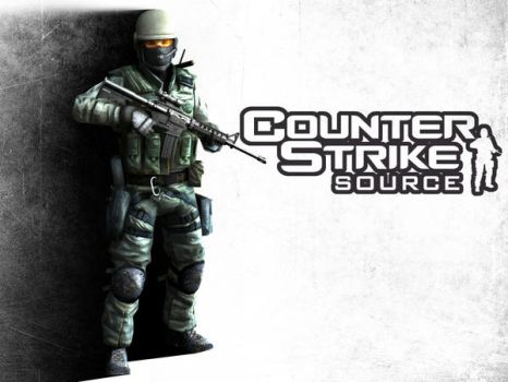 Counter Strike Source 2 by shorty91