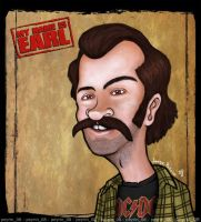 My name is Earl by PEYRIN