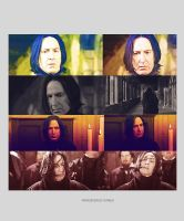 Snape colors by MarySeverus