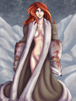 Winter Woman by AddictionHalfWay
