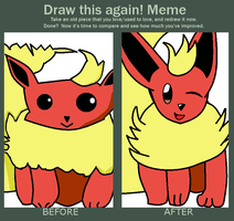 Meme: Before and After by NightSilverChelly