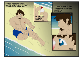 Shark Night Page 2 ENG by Maxime-Jeanne