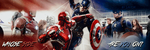 GIF | CAPTAIN AMERICA: CIVIL WAR by Direct-Memory-Access