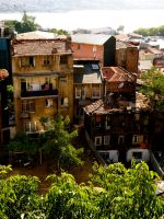 Housing along the streets by jacobjellyroll