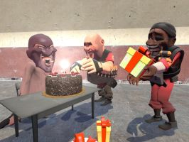 TF2 Babies: Ep. 1 by PattyKake