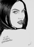 Megan Fox by Angelngelz