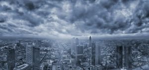 Frankfurt/FFM/Germany by Panzerknacker1