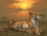 Hasel: The First Elder by link-fan