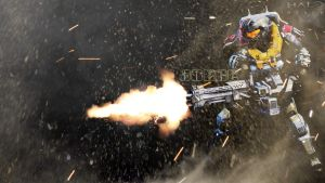 Halo Reach - Jorge Wallpaper by Vito-ADP