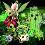 Biyomon Evolution by *KaelinT on deviantART