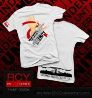 RCY UV-Council T-Shirt by skyrider2000