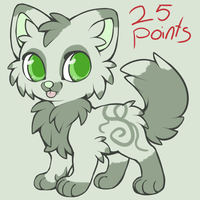 Cute animal adopt -CLOSED- by Cindy-Adoptables