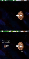 Puzzling Pluto (Part 1) by samio85