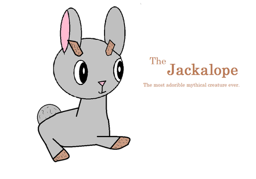 Jackalope by ultimateswagbot