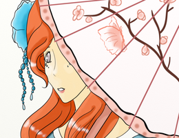 Shaded Blooming by xRhiRhix