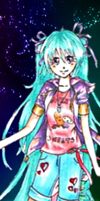 Bookmark for Icetree13 by Winged-CatGirl-Kin