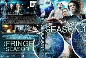 Fringe Season 1 DVD cover by nuke-vizard