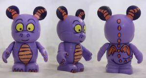 Figment Vinylmation by JMKohrs