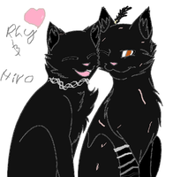 Rhydian and Hiro by SueDaBlue22