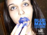 Blue Man Groupie by BreakTheDay