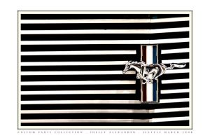 Mustang Grill Logo by UrbanRural-Photo