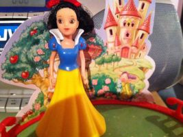 Dancing Snow White Doll (fullview of doll only) by SweetHea
