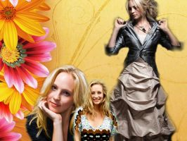Candice Accola by spasojevicsara