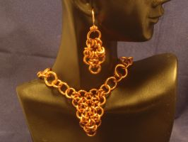 Big Link Chain Maille Set by SlingerMD