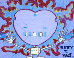 Heart Robot 2010 by beatrixxx