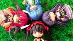 Date A Live: Friendship Circle by emeraldbeam