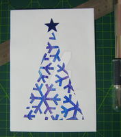 Holiday Card Project 2014 by jourple