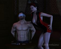 Hotel Vintage: Secuestro by sithlordsims