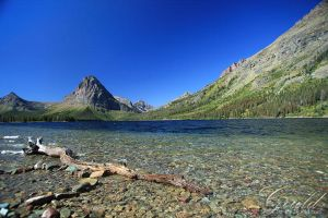 Two Medicine Lake by ThisWomanWanders