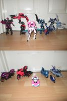 TF Arcee - All together now! by KrytenMarkGen-0