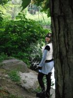 By the Lake by Cosplay-Pics-Account