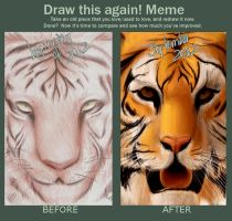 Draw This Again Meme by Refri