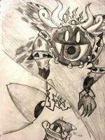 the reason for magolor soul by Rotommowtom